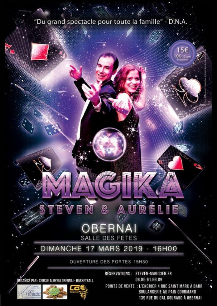 Magika de Steven & Aurélie