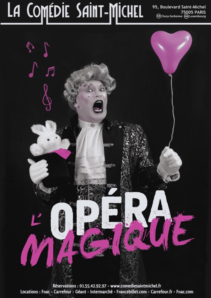 L'Opéra Magique de Michel-André DRODE