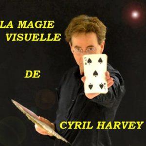 Conférence de Cyril HARVEY (75) @ Magic Dream