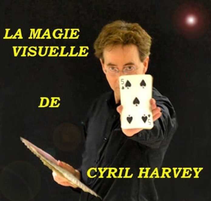 Conférence de Cyril HARVEY