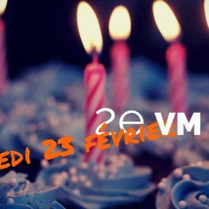 2e VM Day | Samedi 23 février (Paris) @ WIP La Villette
