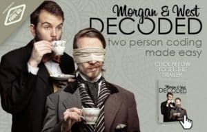Decoded de Morgan & West