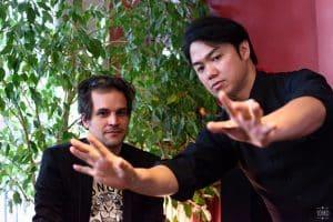 Conférence VM avec Shoot OGAWA Photo de Yohko pour Virtual Magie