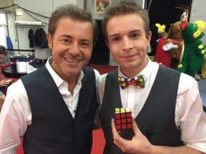 Vincent TARRIT avec Jérôme Anthony
