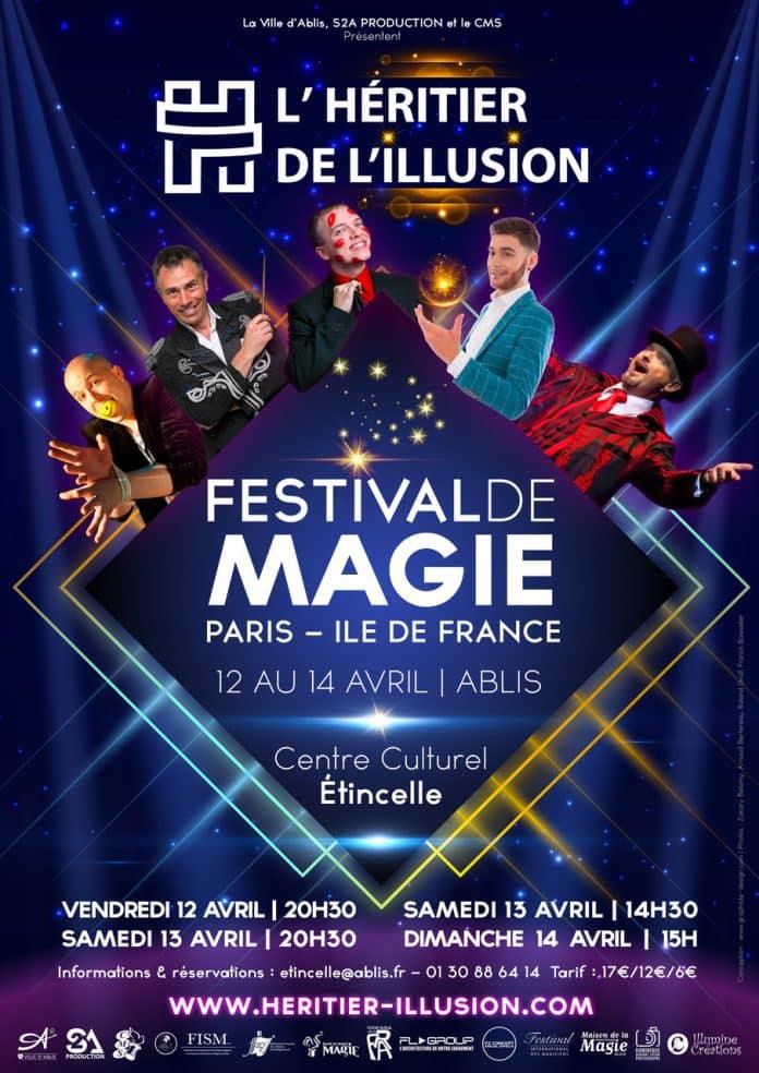 Festival L'Héritier de l'Illusion 2019