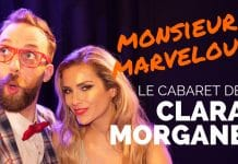 Clara MORGANE & Monsieur Marvelous