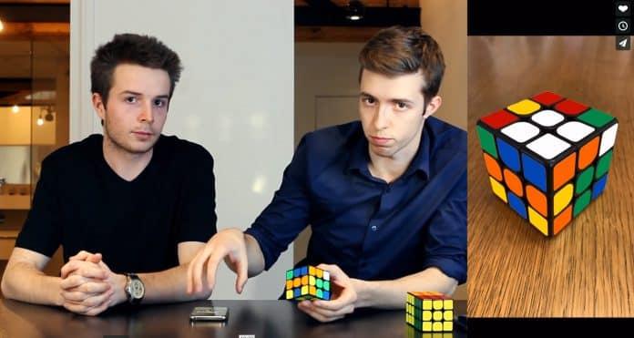 Capture vidéo - Rubiked de Vincent TARRIT