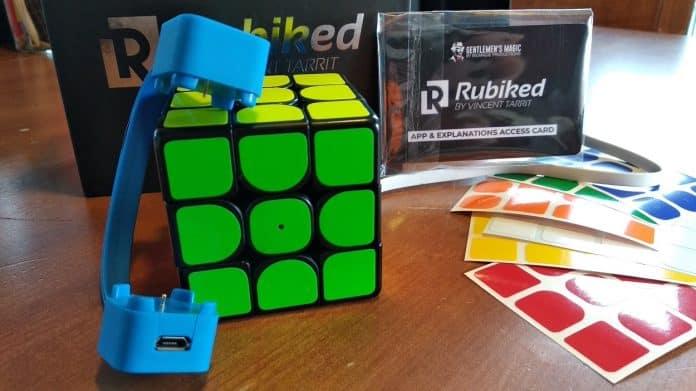 Elements fournis avec Rubiked de Vicnent TARRIT