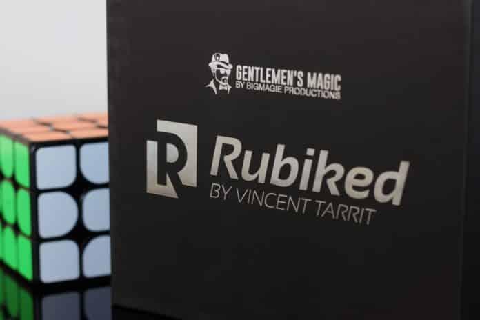 RubikeddeVincent TARRIT