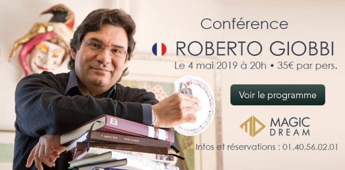 Conférence de Roberto GIOBBI