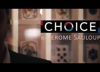 Choice de Jérôme SAULOUP