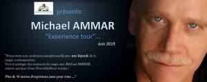 Conférence de Michael AMMAR (44) @ Ancienne gare de l'état