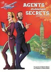 Agents Doublement Secrets (84) @ Théâtre de l'Observance