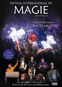 Festival International de Magie des 78' Tours