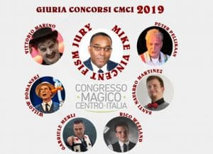 International Magic Convention 2019 (Italie) @ Teatro Talia e Palazzo Ducale