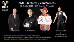 Journée BMF 2019 (Belgique) @ Centre Culturel Bolwerk