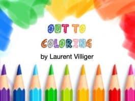 Out to Coloring de Laurent VILLIGER