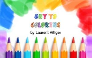 Out to Coloring de Laurent VILLIGER