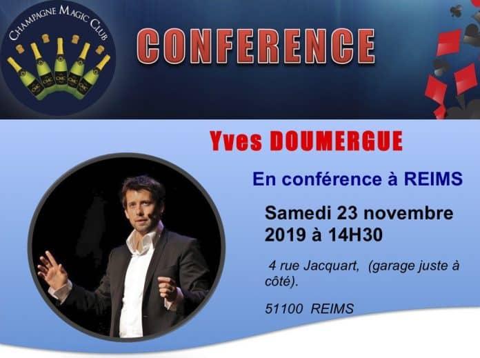 Conférence de Yves DOUMERGUE