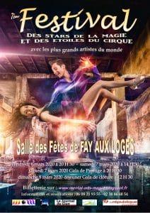 7e Festival des Stars de la Magie et des Etoiles du Cirque 2020 (45) @ Salle des Fêtes