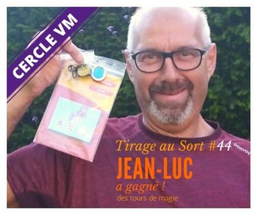 Greg Remporte Le 33e Tirage Au Sort Réservé Aux Vip