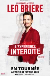L'Expérience Interdite de Léo BRIERE (75) @ Casino de Paris