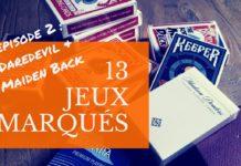 Les meilleurs Jeux Marqués | épisode 2 : Daredevil & Maiden Back
