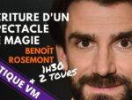 Conférence de Benoït ROSEMONT