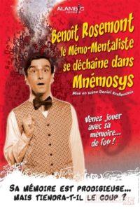 Mnémosys de Benoît ROSEMONT