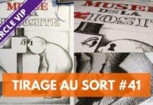 Tirage Au Sort 41 Pierre ETAIX