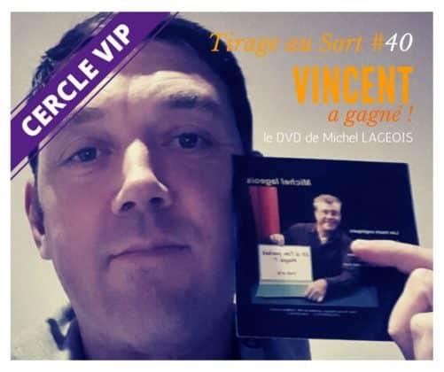 Vincent Gagne Le Dvd De Michel Lageois