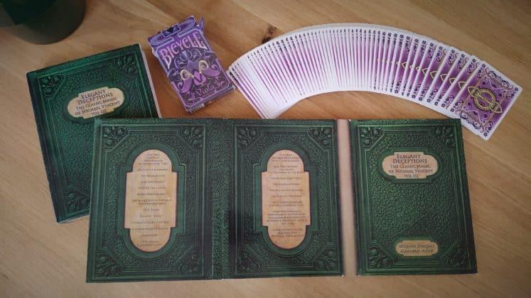 Elegant Deceptions, The Classic Magic De Michael Vincent (8)