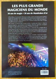 Les Plus Grands Magiciens Du Monde 30 Ans De Mandrakes D'or (1)