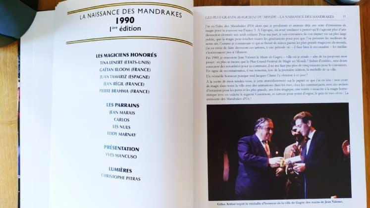 Les Plus Grands Magiciens Du Monde 30 Ans De Mandrakes D'or (5)