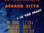 Lot de Gérard ZITTA