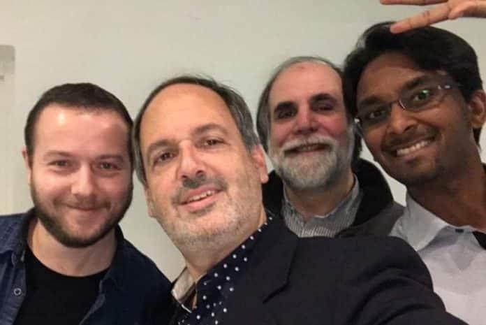 Adrien, Michael Lair, Claudemage & Hemant