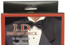 I.D. (Instant Deck) de Tomas MEDINA et Alex LOURIDO