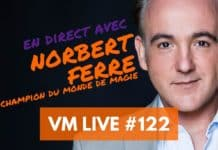 Norbert Ferre Champion Du Monde De Magie 122e Vm Live Offert