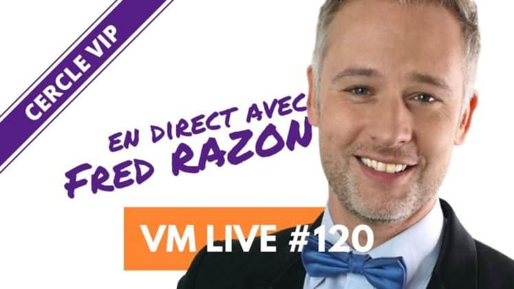 Vm Live 120 Fred Razon