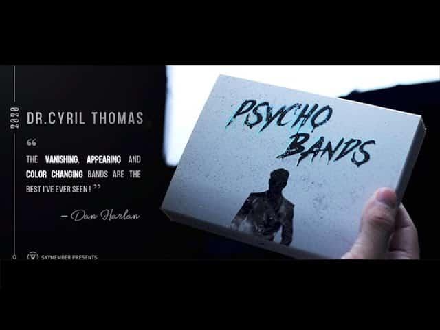 PsychoBands de Cyril THOMAS