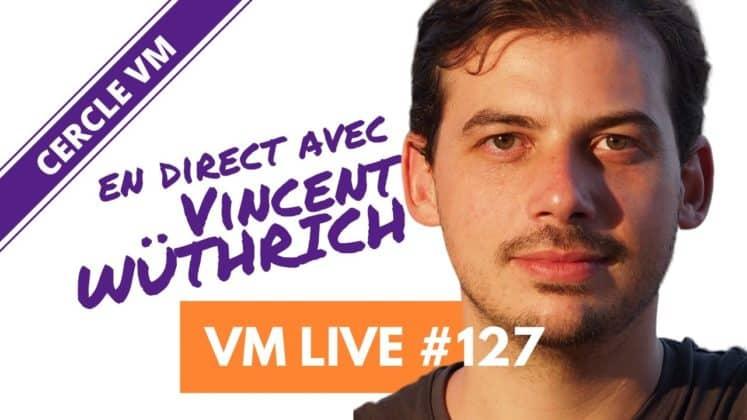 VM Live Vincent WÜTHRICH