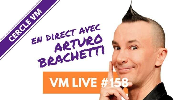 Vm Live Semaine 5 Arturo BRACHETTI
