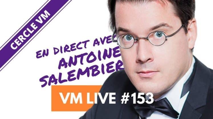 VM Live semaine 5 Vm Live Semaine 5 Antoine SALEMBIER