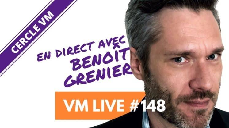 Vm Live Semaine 5 Benoit Grenier