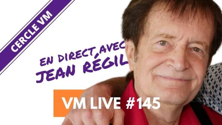 VM Live semaine 5 Jean REGIL