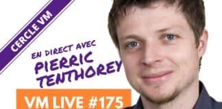 VM Live Pierric TENTHOREY
