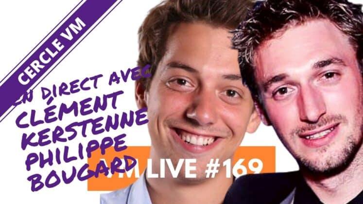VM Live Clément KERSTENNE & Philippe BOUGARD