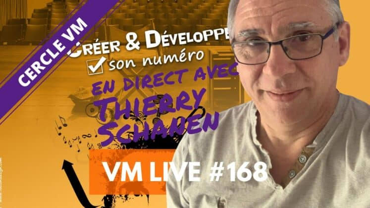 VM Live Thierry SCHANEN