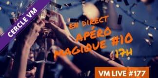 VM Live #191   Apéro Magique #10