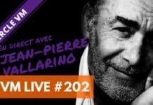 VM Live 13e semaine Jean-Pierre VALLARINO